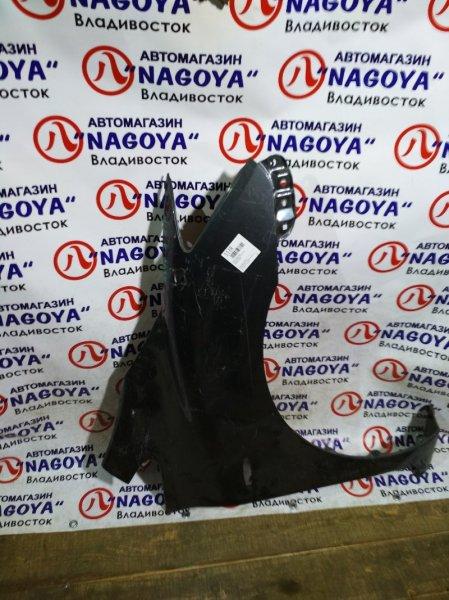 Крыло Toyota Mark X Zio ANA10 переднее правое