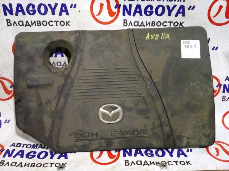 Крышка двс декоративная Mazda Axela BKEP LF-VE