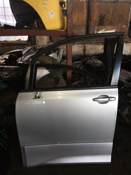 Дверь Toyota Voxy ZRR70 передняя левая