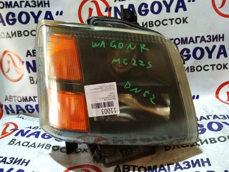 Фара Suzuki Wagon R MC22S передняя правая 100-59016