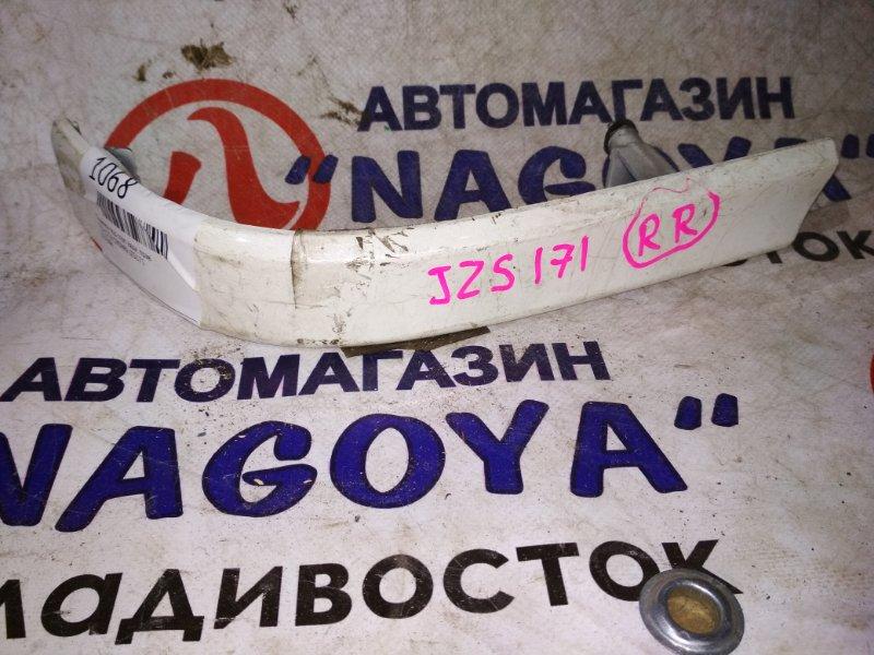 Планка под стоп Toyota Crown JZS171 задняя правая