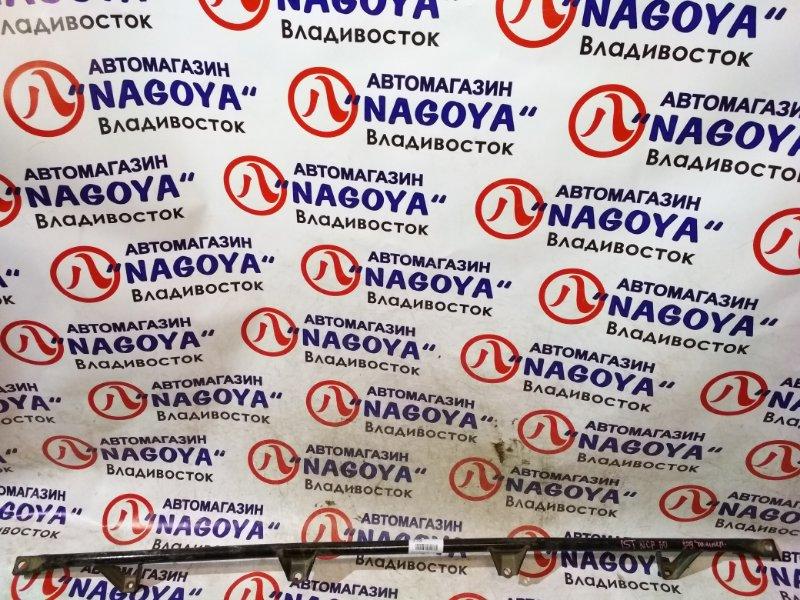 Жесткость бампера Toyota Ist NCP60 задний