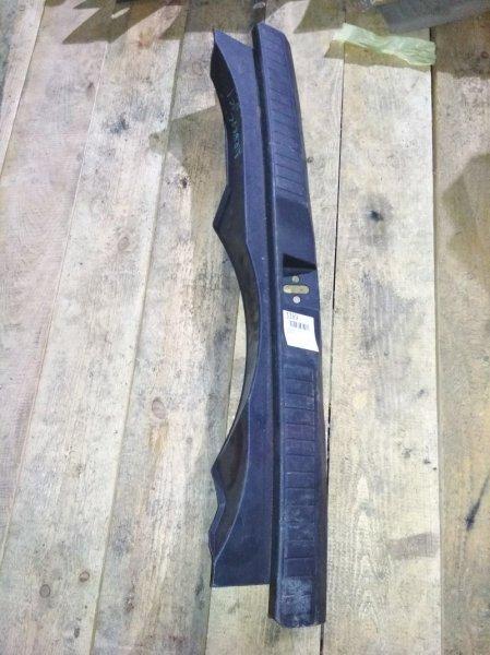 Пластик замка багажника Honda Airwave GJ1 задний