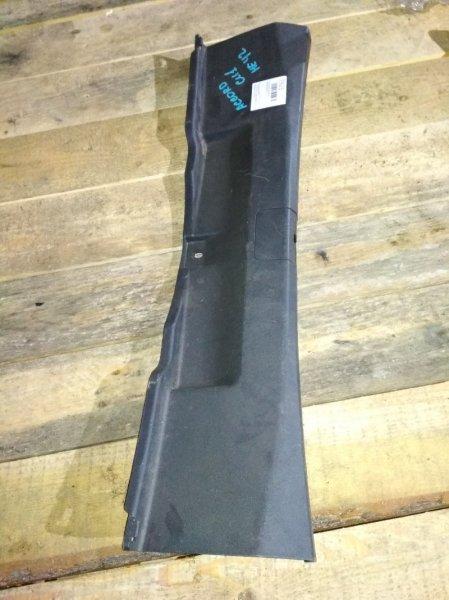 Пластик замка багажника Honda Accord CU1 задний