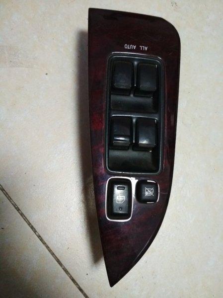 Блок упр. стеклоподьемниками Toyota Mark X GRX120 передний правый