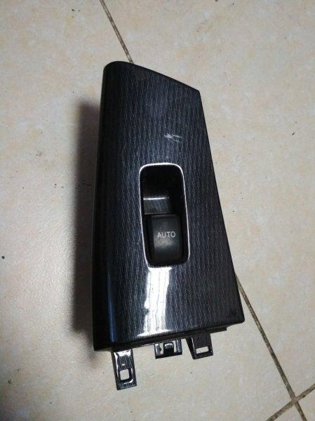 Блок упр. стеклоподьемниками Toyota Corolla Fielder ZZE122 задний правый