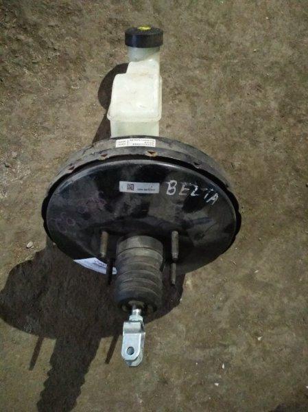 Главный тормозной цилиндр Toyota Belta SCP92