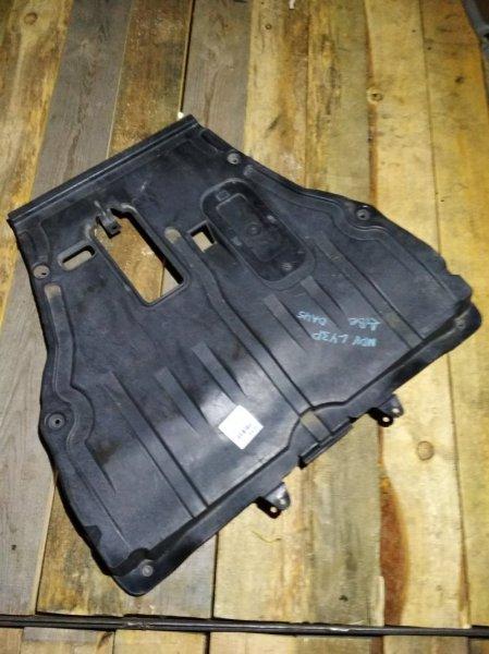 Защита двигателя Mazda Mpv LY3P