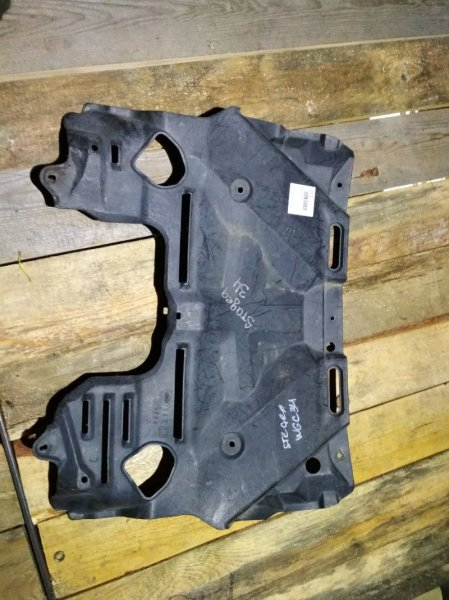 Защита двигателя Nissan Stagea WGC34