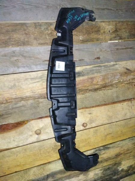 Защита бампера Toyota Estima ACR55 передняя