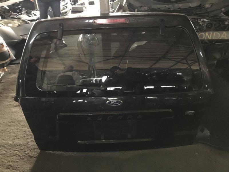 Дверь 5-я Mazda Ford Escape LFACT задняя