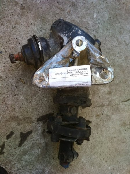Угловой редуктор Mazda Bongo Brawny SD29T 2WD