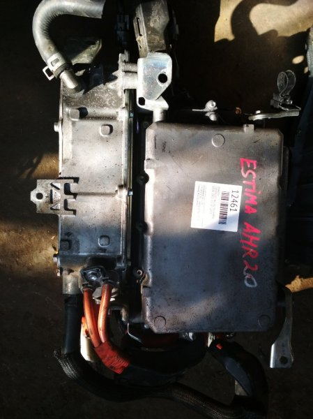 Инвертор Toyota Estima AHR20 2AZ-FXE G9201-28011 G92A0-28010