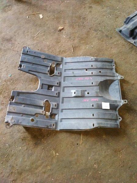 Защита двигателя Honda Civic FD3