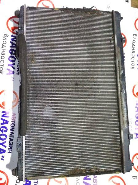 Радиатор основной Lexus Gs350 GRS191 2GR-FSE A/T