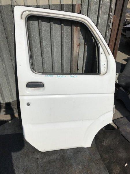 Дверь Suzuki Carry DA63T передняя правая