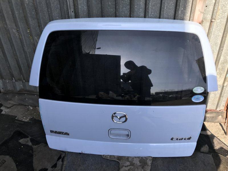 Дверь 5-я Mazda Carol HB24S задняя