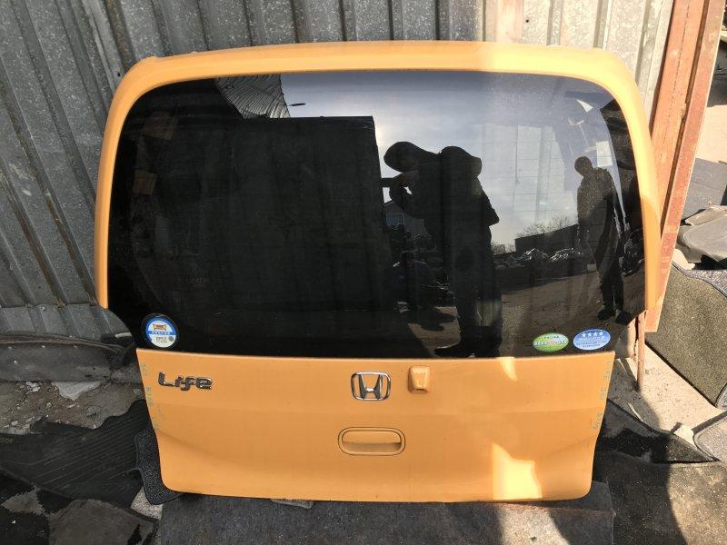 Дверь 5-я Honda Life JC1 задняя