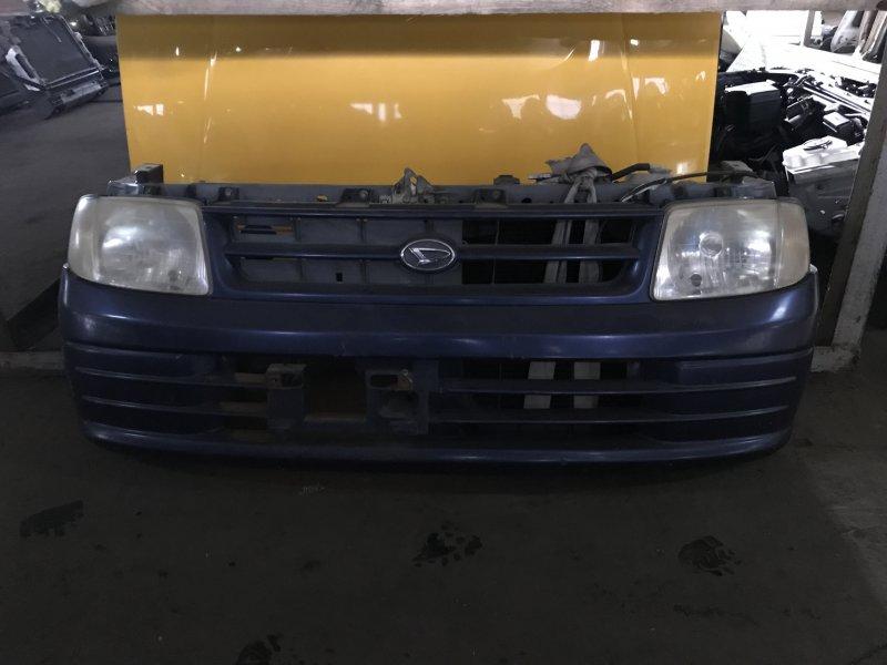 Nose cut Daihatsu Mira L700S EF-SE передний 100-51587