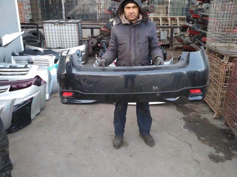 Бампер Subaru Impreza GH2 задний