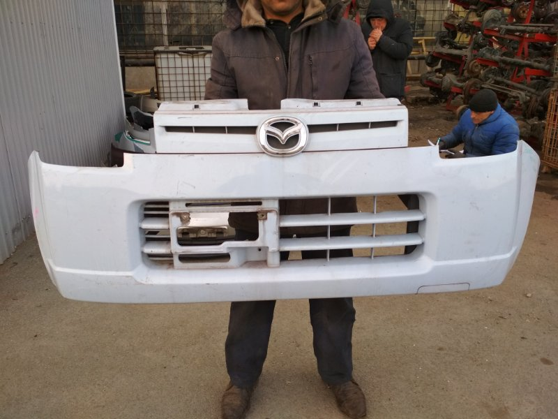 Бампер Mazda Carol HB24S передний