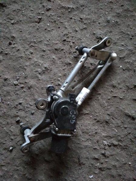 Мотор дворников Honda Fit GP5