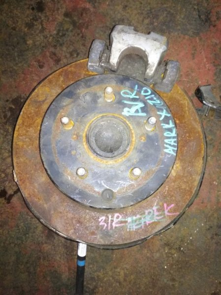 Ступица Toyota Mark X Zio ANA10 задняя правая