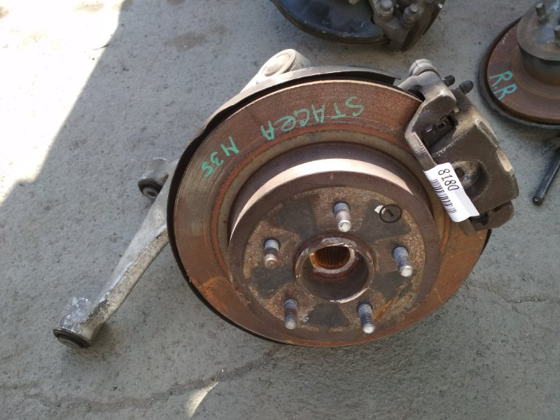 Ступица Nissan Stagea M35 задняя правая