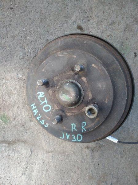 Ступица Suzuki Alto HA23V задняя правая
