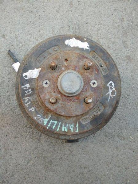 Ступица Mazda Familia BHALP задняя правая