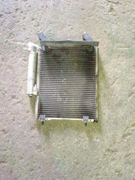 Радиатор кондиционера Mitsubishi Ek Wagon H81W