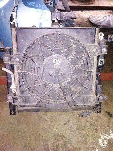 Радиатор кондиционера Toyota Town Ace KM75