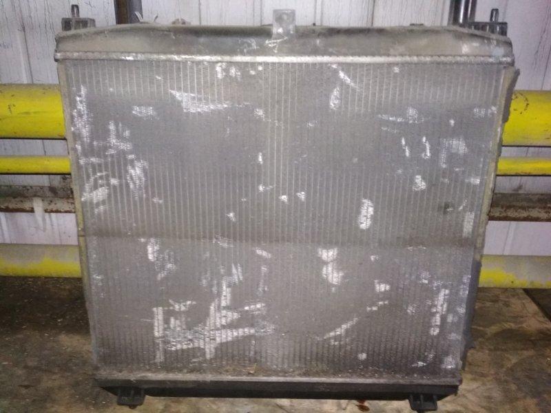 Радиатор основной Toyota Granvia RCH11 3RZ-FE A/T