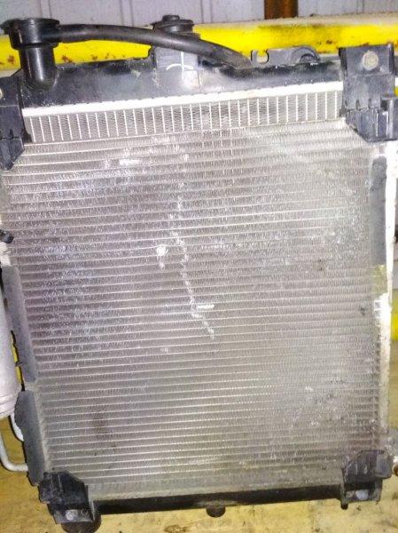 Радиатор кондиционера Subaru R2 RC1