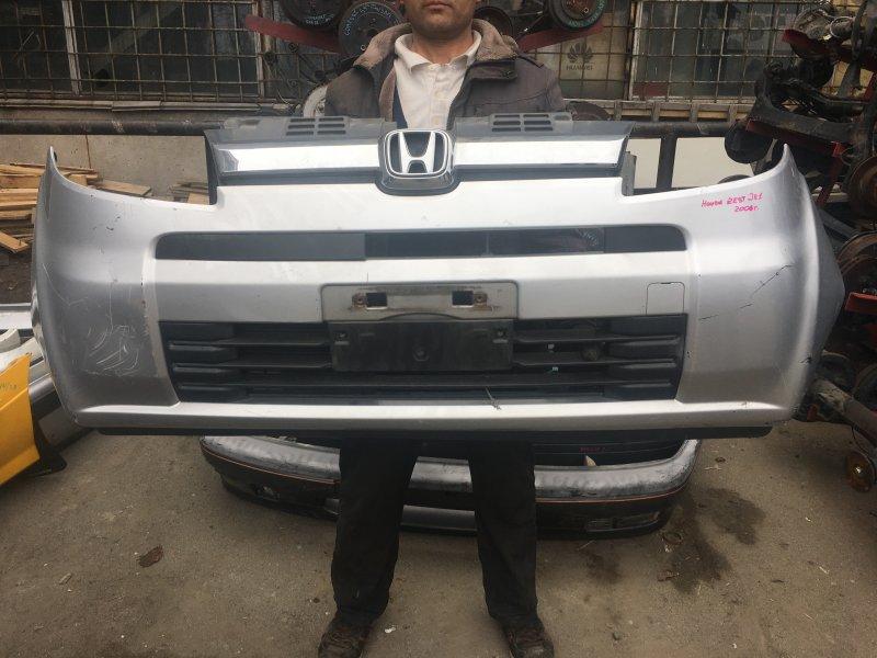Бампер Honda Zest JE1 передний