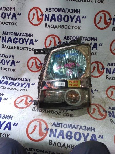 Фара Suzuki Wagon R MH21S передняя левая 100-59113