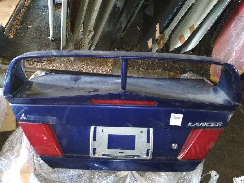 Крышка багажника Mitsubishi Lancer Evolution CN9A задняя