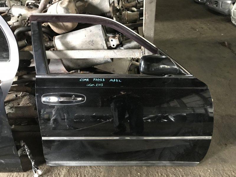 Дверь Nissan Cima FHY33 передняя правая