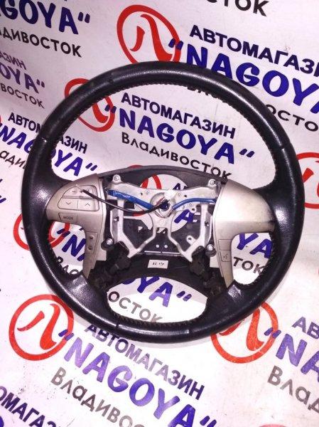 Руль Toyota Corolla Axio NZE141