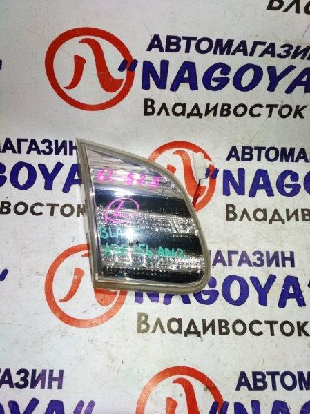 Стоп-вставка Toyota Blade AZE156 задняя левая 12525