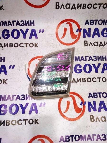 Стоп-вставка Toyota Blade AZE156 задняя правая 12525