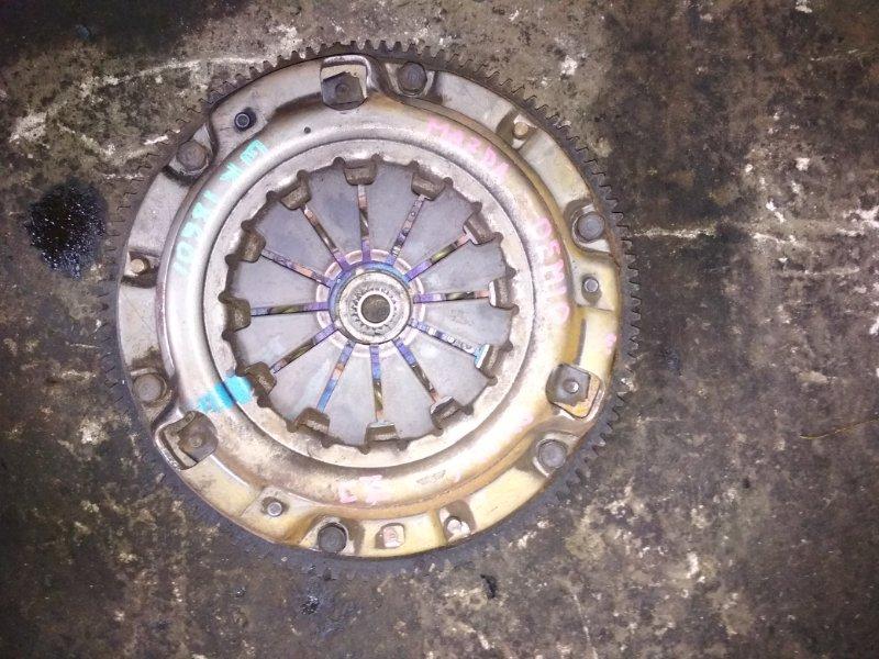 Маховик Mazda Demio DY3W ZJ-VE