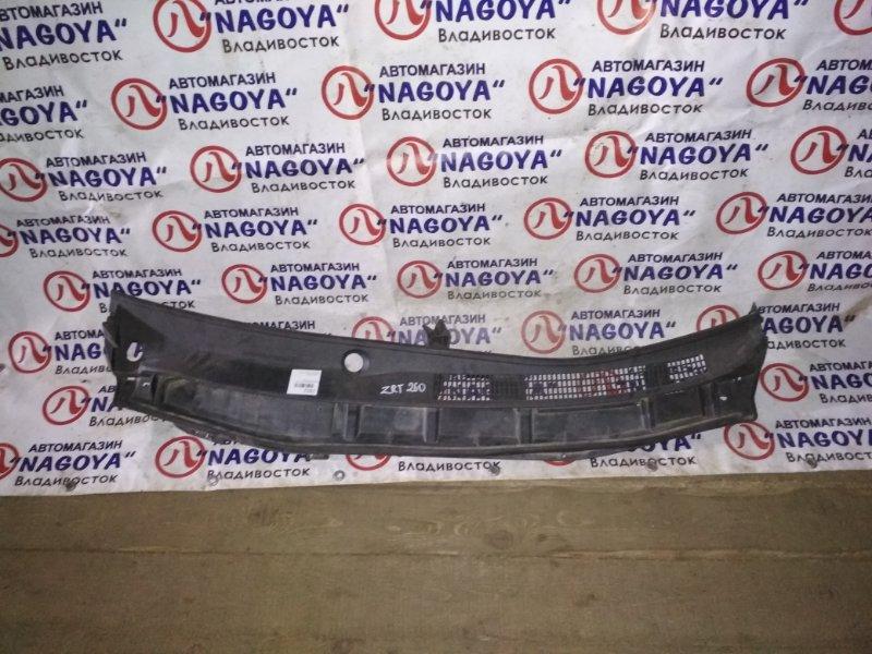Решетка под лобовое стекло Toyota Allion NZT260 передняя