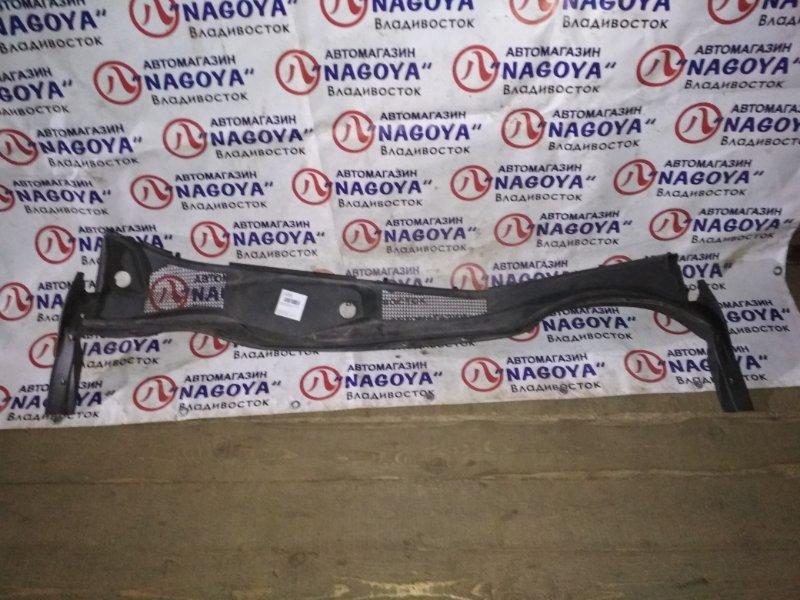 Решетка под лобовое стекло Toyota Mark X GRX120 передняя