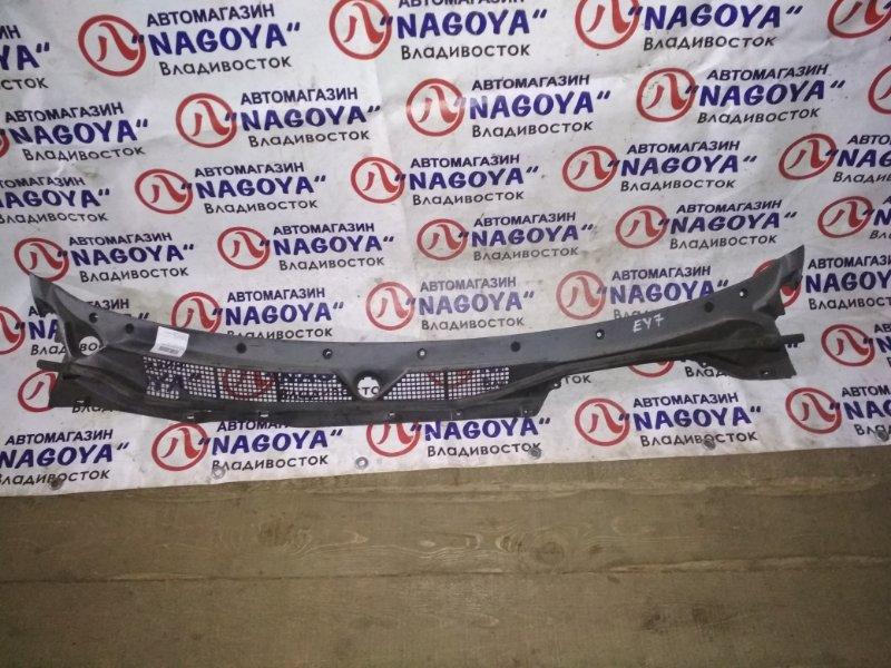 Решетка под лобовое стекло Honda Partner EY7 1996 передняя