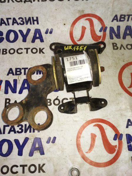 Подушка двигателя Mazda Familia BHALP левая
