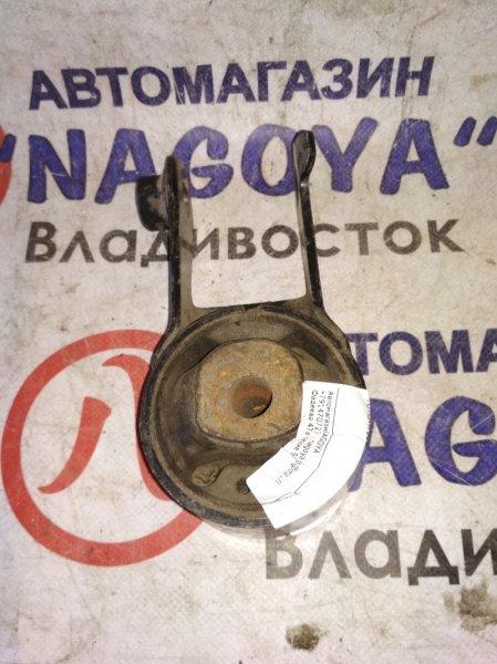 Подушка двигателя Toyota Belta SCP92 задняя
