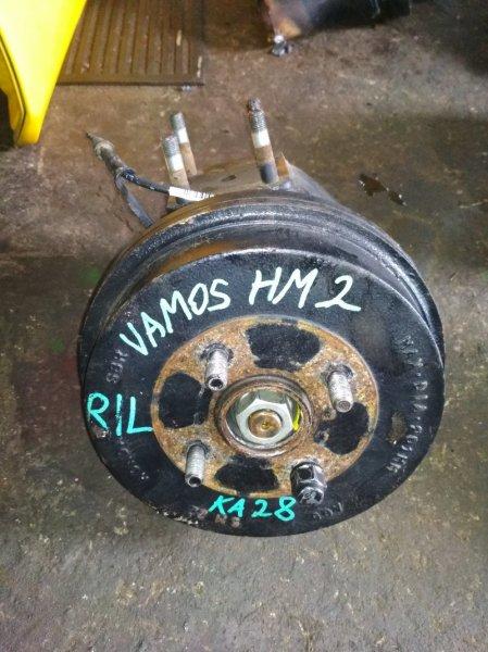 Ступица Honda Vamos HM2 задняя левая ABS