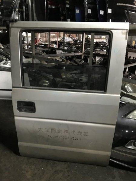 Дверь Suzuki Every DA64V задняя левая