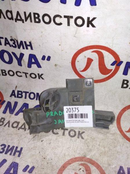 Крепление бампера Toyota Land Cruiser Prado RZJ120 заднее правое